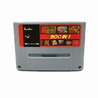 ? 900 in 1 Multi Cartridge Retro Game SNES PAL NTSC Console 2019 EarthBound